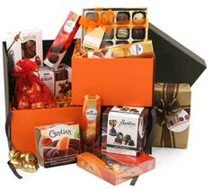 Chocolate Hamper - The Extravaganza... Chocolate Gift perfect for any occasion!  @Smart Gift Solutions Online