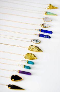 chains everywhere!   kei jewelry