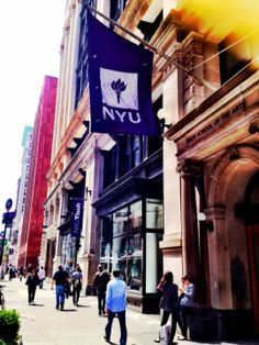 NYU Tisch School Of The Arts in New York, NY