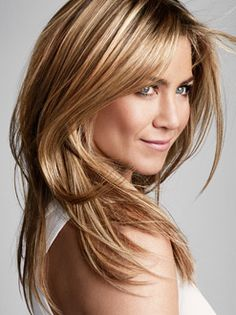Bronde. Love this colour right now.