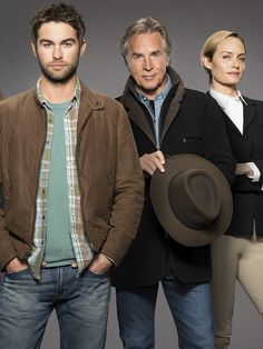 Untitled Pate & Fishburne Project (ABC) starring Chace Crawford, Rebecca Rittenhouse, Don Johnson, Delroy Lindo, Amber Valetta, Scott Michael Foster