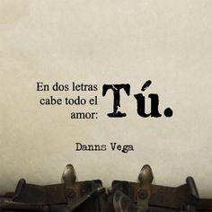 Tú, mi Lucia:') <3
