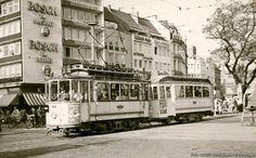 Bilderbuch Köln - Straßenbahn 2 nach Bickendorf