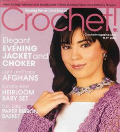 fanatica del tejido: crochet may 2004