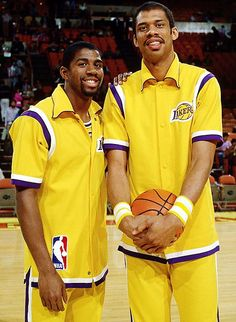 The Best Laker Duo in history-if you don't know these guys, your not a true Lakers fan