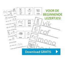 Download gratis Lesmateriaal Feestbeesten voor beginnende lezertjes http://www.onderwijsstudio.nl/lesmateriaal-kinderboekenweek-2014/