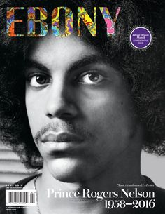 Ebony Tribute Issue for Prince