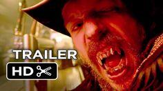 New Trailer for the werewolf film 'Wolves' from X-Men & Watchmen Screenwriter David Hayter.