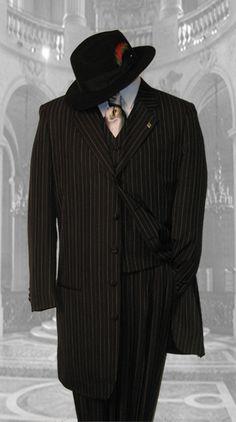 Zoot suit..yup very nice