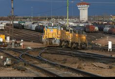 RailPictures.Net Photo: UP 3138 Union Pacific EMD SD40-2 at North Platte, Nebraska by Mike Danneman