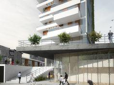 Edifício Multifuncional na Av. Hercílio Luz