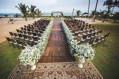 Casamento na Bahia | Nayana + Thiago | Vestida de Noiva | Blog de Casamento por Fernanda Floret