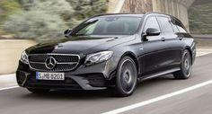 "Mercedes offizielle sagt Jacked Up E-Klasse ist ""Not Too Far Out"""