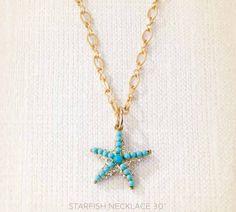 #Spartina449 Starfish Necklace Spartina 449