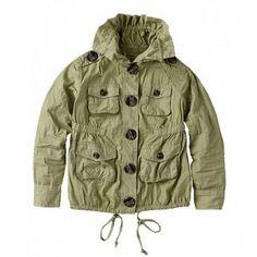 Lea Jacket I Minnows & Guppies  #girls #jacket #outerwear #nellystella
