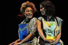 Diversidade: em peça princesa negra se apaixona pela costureira