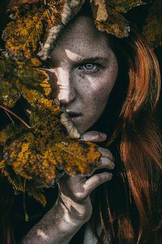 In autumn mood by Barbora Biňovcová