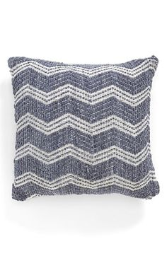 Nordstrom+at+Home+Chenille+Chevron+Accent+Pillow+available+at+#Nordstrom