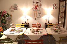 Gallery - BB Bakery : Tea Salon : London