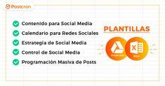 5 plantillas de Redes Sociales para ahorrar miles de horas