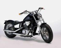 honda shadow 600 - Pesquisa Google Honda Bobber, Bobber Bikes, Vintage Motorcycles, Cars And Motorcycles, Honda Shadow 600, Shadow Bobber, Shops, Suv Trucks, Vtc