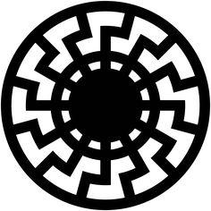 Black Sun (occult symbol) - Wikipedia
