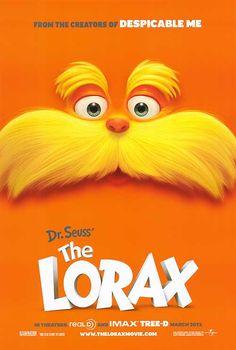 The Lorax Movie!