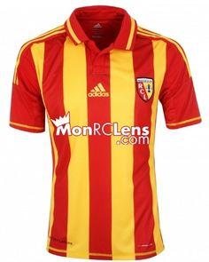 Supporter du RC Lens choisissez le message de votre choix sur la face arrière du maillot du club, pour toute la saison !