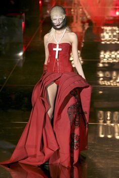 John Galliano for The House of Dior,  Spring/Summer 2006, Haute Couture