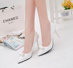 A024-WT SIZE 35-39, HEELS-9.5 Wholesale Shoes, Pumps, Heels, Fashion, Heel, Moda, Fashion Styles, Pumps Heels, Pump Shoes