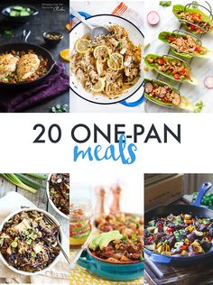 20 Paleo One-Pan Meals   Lexi's Clean Kitchen