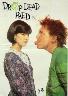 Drop Dead Fred- I thought this movie was the greatest when I was a kid... Now, it's just weird!