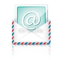 Vektor: mail letter