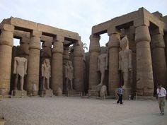 Luxor Temple, Egypt - Domenica Giovannini Photography