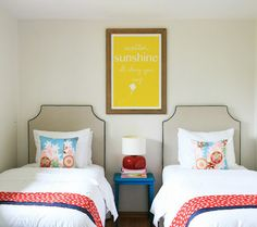 unisex bedrooms for kids | 19 Gorgeous Shared Bedrooms for Children | Disney Baby