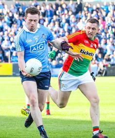 The Leinster Senior Football Championship gets underway this weekend and Dublin await the winners of the Offaly and Wicklow at the end of May. Football Jokes, Men's Football, Irish Traditions, Play S, Dublin, Sports, Ireland, Traditional, Hs Sports