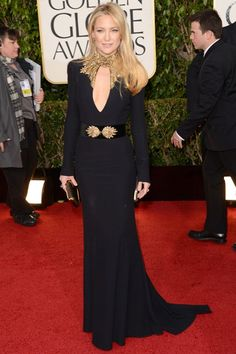 Get Kate Hudson's Golden Globes Look http://blog.birchbox.com/post/40526232917/get-kate-hudsons-golden-globes-look