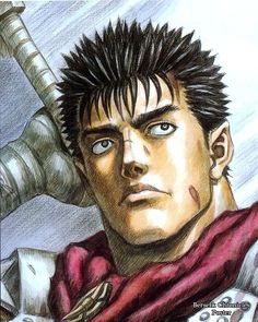 Guts - Band of the Hawk #Berserk