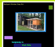 Backyard Chicken Coop Kit 140745 - The Best Image Search