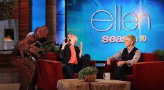 15 Times Ellen Scared a Celebrity