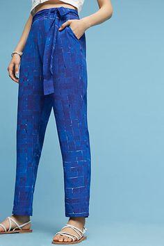 BLANKNYC Alexa Printed Trousers