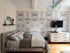 20 Temporary Ways to Upgrade a Rental   Interior Design Styles and Color Schemes for Home Decorating   HGTV