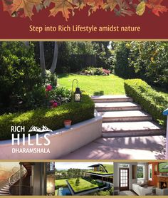 Rich Infra introduces its residential apartments at dharamshala so catct the amidst nature of hills with our new residential project Rich Hills.