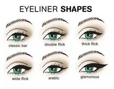 Image result for how to do makeup for brown almond shaped eyes ...