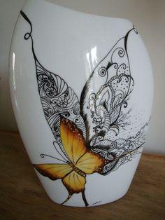 Papillon fou