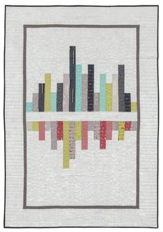 New York quilt from Urban Amish.