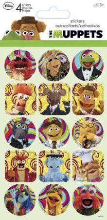 Amazon.com: The Muppets Flip Pack: Arts, Crafts & Sewing