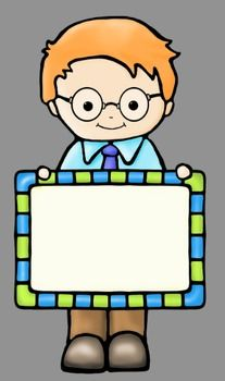 Whimsy Kids With Signs Clip Art graphics) Whimsy Workshop Teaching - Grundschule Owl Clip Art, School Coloring Pages, Workshop, School Frame, Kids Background, School Labels, School Clipart, Borders And Frames, Card Reading