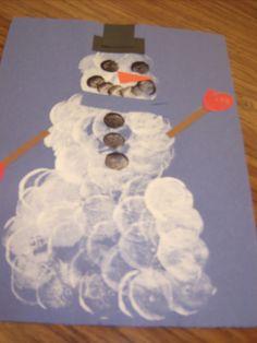 What the Teacher Wants!: January Art Activities