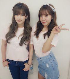 APink ChoRong and NamJoo